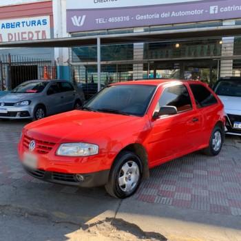 Volkswagen Gol 1.6 3p 2010