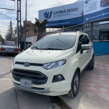 Ford Ecosport Freestyle 1.6...