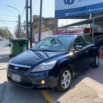 Ford Focus Ii Sedan 2.0...