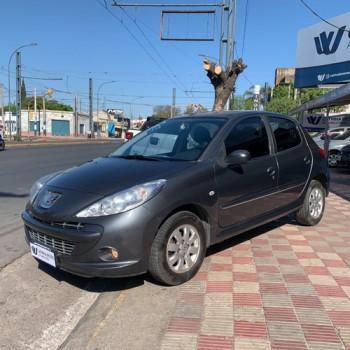Peugeot 207 Allure  2012