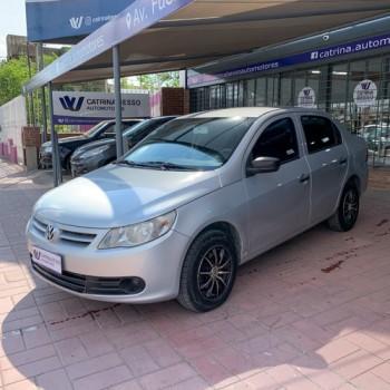 Volkswagen Voyage 2012 Con Gnc